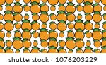 repeating seamless pattern of... | Shutterstock .eps vector #1076203229