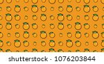 repeating seamless pattern of... | Shutterstock .eps vector #1076203844