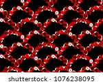 sequins seamless pattern.... | Shutterstock .eps vector #1076238095
