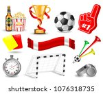 set collection for design ... | Shutterstock .eps vector #1076318735