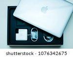 london  united kingdom   jan 14 ...   Shutterstock . vector #1076342675