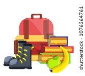 Backpack  Bag Of Shoolboy ...