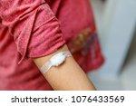 women who had an unsafe...   Shutterstock . vector #1076433569