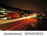 Fast Cars At Night