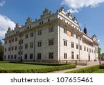 Castle Litomysl In The Czech...
