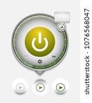 start power button  ui icon...