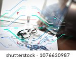 health protection. medical and...   Shutterstock . vector #1076630987