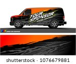 car graphic vector. abstract... | Shutterstock .eps vector #1076679881