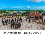 thailand  pattaya 30 06 2017 ... | Shutterstock . vector #1076825927