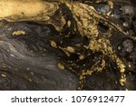 marble abstract acrylic... | Shutterstock . vector #1076912477