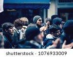 strasbourg  france    mar 22 ... | Shutterstock . vector #1076933009