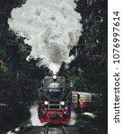Historic Steam Locomotive ...