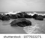 puerto rico beach | Shutterstock . vector #1077022271