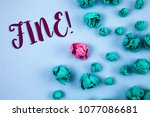 conceptual hand writing showing ...   Shutterstock . vector #1077086681