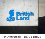 london  april  2018  the... | Shutterstock . vector #1077118829