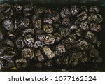 Dried Plums. Dried Fruits In A...