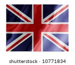 fluttering image of the british ...