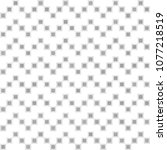 gray square zigzag pattern.... | Shutterstock .eps vector #1077218519
