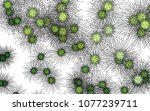 light colored vector template... | Shutterstock .eps vector #1077239711