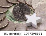 a quarter of virgin islands ...   Shutterstock . vector #1077298931