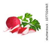 fresh  nutritious  tasty red...   Shutterstock .eps vector #1077326465