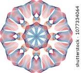 complex inward cut petal...   Shutterstock .eps vector #1077334064