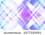 abstract stripes azure... | Shutterstock . vector #1077355091