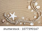 Seashells And Sea Decorations...