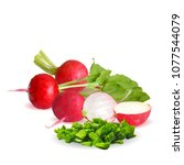 fresh  nutritious  tasty red...   Shutterstock .eps vector #1077544079