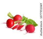 fresh  nutritious  tasty red...   Shutterstock .eps vector #1077551069