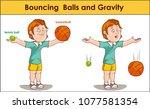 vector illustration of a... | Shutterstock .eps vector #1077581354