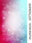 light blue  red vertical... | Shutterstock . vector #1077636644