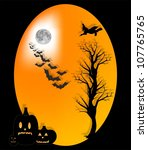 halloween   Shutterstock . vector #107765765
