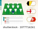 panama football team... | Shutterstock .eps vector #1077716261