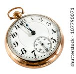 Antique Golden Pocket Watch...