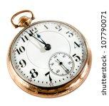 Antique Golden Pocket Watch...