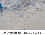 builder  fine cement floor  | Shutterstock . vector #1078041761