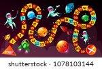 board game vector illustration. ... | Shutterstock .eps vector #1078103144
