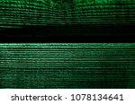 dark green colored texture of a ... | Shutterstock . vector #1078134641