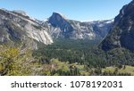 detail from yosemite | Shutterstock . vector #1078192031
