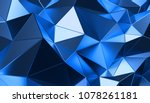 abstract 3d rendering of... | Shutterstock . vector #1078261181