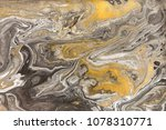 marble abstract acrylic... | Shutterstock . vector #1078310771