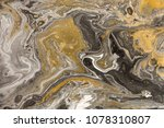 marble abstract acrylic... | Shutterstock . vector #1078310807