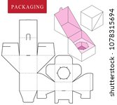 vector illustration of box... | Shutterstock .eps vector #1078315694
