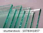 sheets of factory manufacturing ... | Shutterstock . vector #1078341857