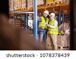 logistics questions. nice...   Shutterstock . vector #1078378439