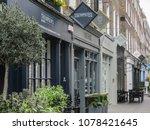 london  april  2018  seymour...   Shutterstock . vector #1078421645