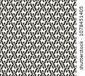 abstract monochrome graphic...   Shutterstock .eps vector #1078451405