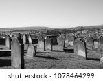 Cemetery In Whitby
