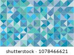 abstract polygon geometric... | Shutterstock .eps vector #1078466621